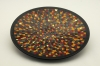 Gloria Herberts, Maple Mosaic Plate, wipe-on-poly