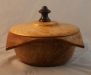 Presidents Challenge-Garry Cormier-Round  Bowl Square top-Maple-lacquer