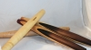 Barry Wilkinson-French Rolling Pins-Mixed woods-Walnut oil