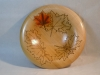 Jay Mapson -  Bowl - Maple -  9 in x 2 in - WO Poly