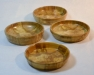 Roger Pitts - Coasters - Maple - WO Poly - 2nd view