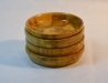 Roger Pitts - Coasters - Maple - WO Poly