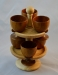 Egg Cups & Stand - Bob Askew -