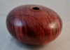 john-spittters-maple-hollow-form-8-5-w-x-5-h-dye-black-then-red-wo-poly-buffed