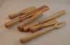 Gary Kelly - Maple - Spurtle, Knife, Fork, Muddler, Spatulas - Mineral Oil