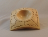 Barry Wilkinson_Maple Square Bowl (bleached)_Tung Oil and Lichtenberg Pyrography