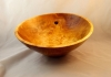 Bryan Whitta_Silver Maple Bowl_Poly_Tung Oil_Linseed Oil mix