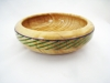 Bob Askew Decorated Bowl Maple Tung Oil