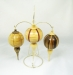 Barry Wilkinson - Christmas Decorations - Various Laminated - Tung Oil & buffed