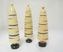 Barry Wilkinson - Christmas Trees - Maple - Tung Oil and buffed