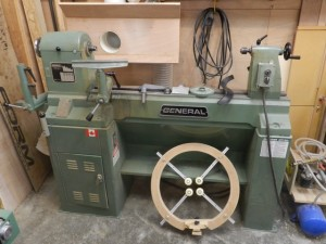 Spitters lathe